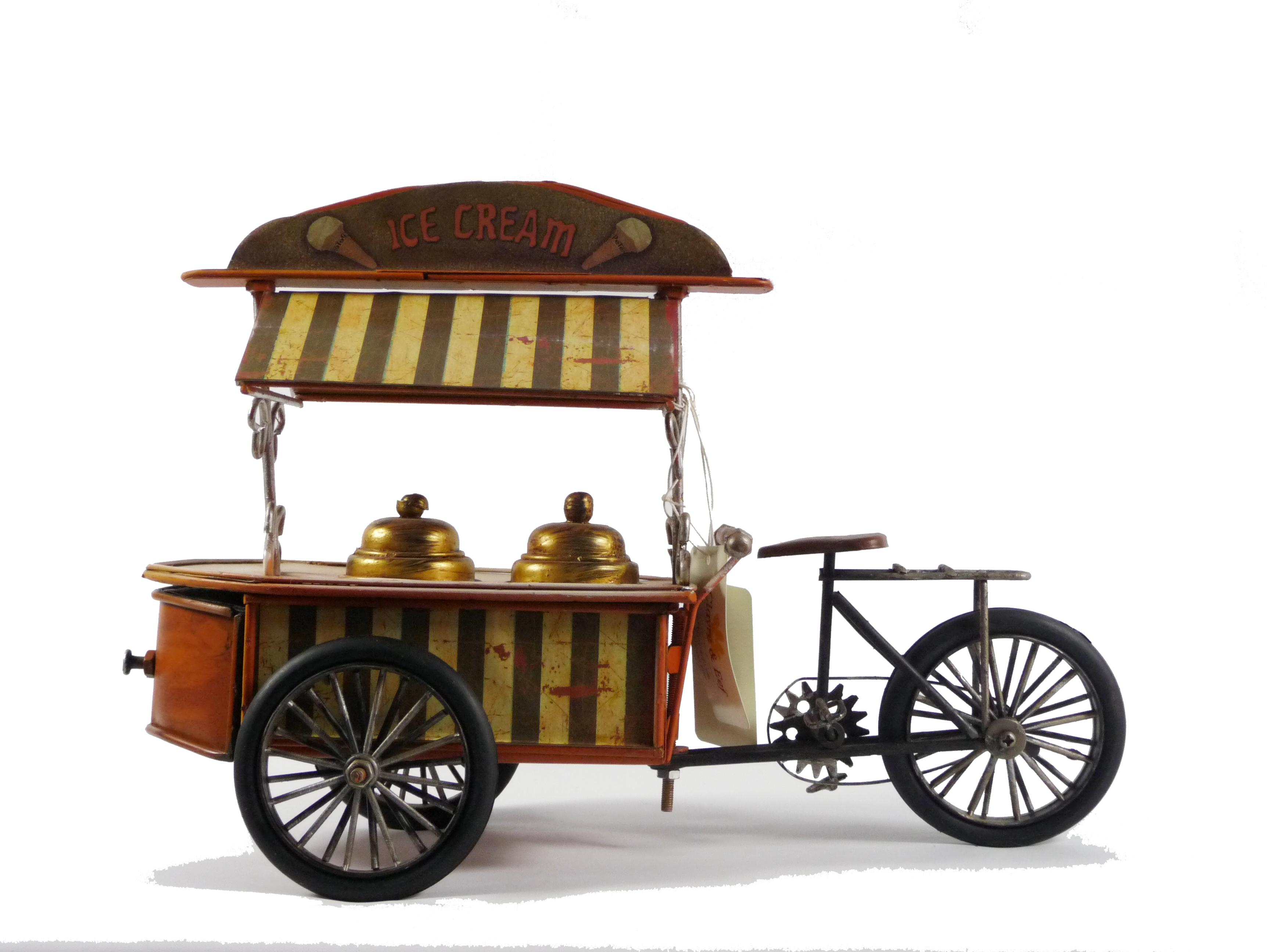 eisfahrrad blechmodell blechspielzeug metallmodell fahrrad. Black Bedroom Furniture Sets. Home Design Ideas