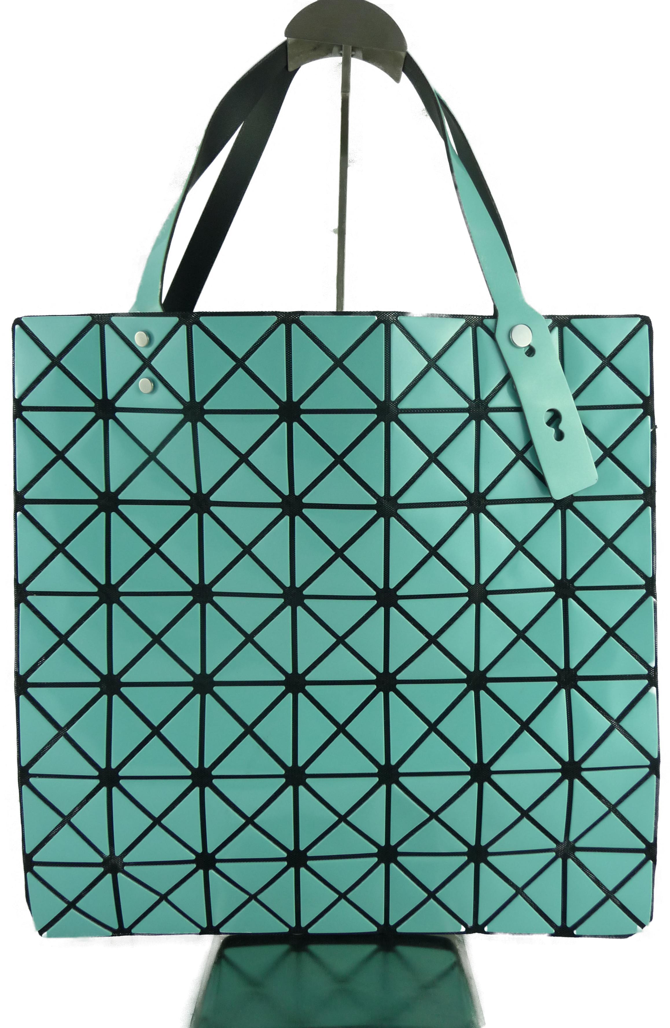 damen fashion handtasche henkeltasche shopper t rkis bao bao japan style neu ebay. Black Bedroom Furniture Sets. Home Design Ideas